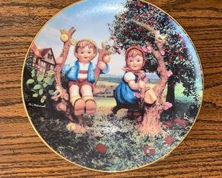 Hummel Plate $5.00