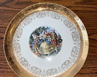 Crest-O-Gold Plate $8.00