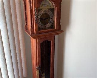 Grandmother Clock Emperor $200.00
