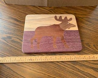 Moose Trivet $6.00