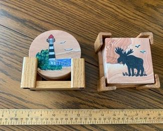 Coasters, All Shown $8.00