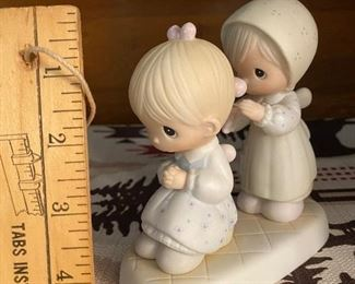Precious Moments Very Special Sisters $5.00