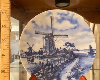Delft Plate $5.00