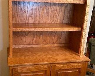 Cabinet $150.00 Oak