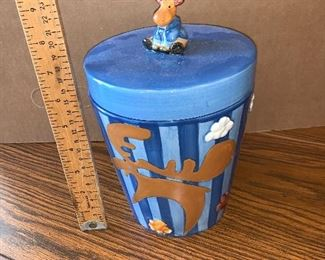 Moose Canister $8.00