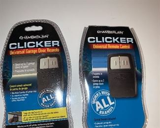 Two Clickers $8.00