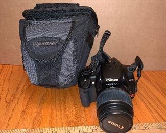 Canon EOS Rebel XTI $40.00