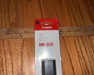 Canon NB 2LH $5.00