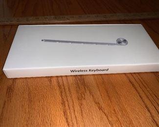 Wireless Keyboard $10.00
