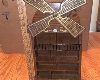 Windmill Shelf $12.00