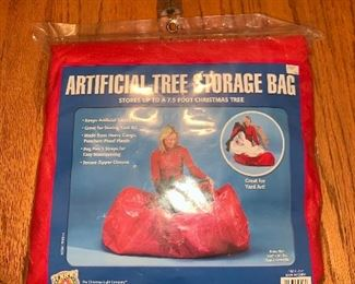Tree Storage $6.00