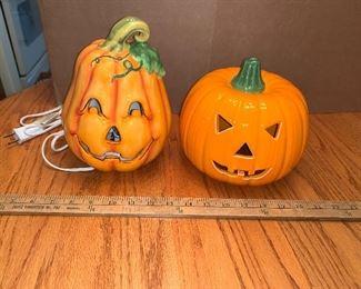 2 Pumpkins $10.00