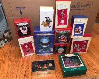 All Ornaments Shown $24.00