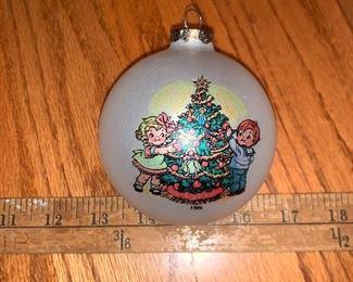 Ornament $3.00