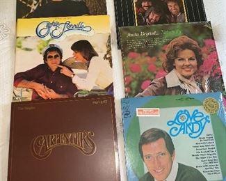 6 Records $18.00