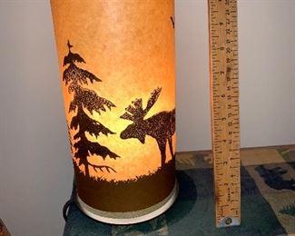Moose Lamp $12.00
