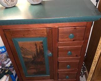 Woodland Cabinet $75.00