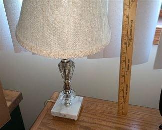 Lamp $12.00