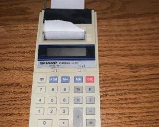 Adding Machine $6.00