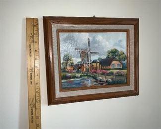 Windmill Art $40.00