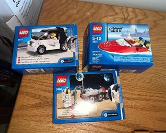 3 Legos $15.00
