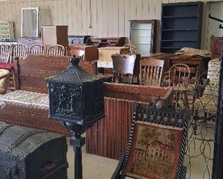 So much furniture!