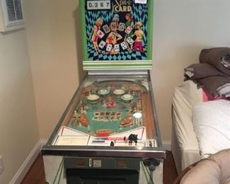 1969 Gottleib Pinball Machine