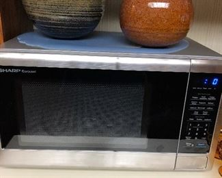 Brand New Microwave Oven