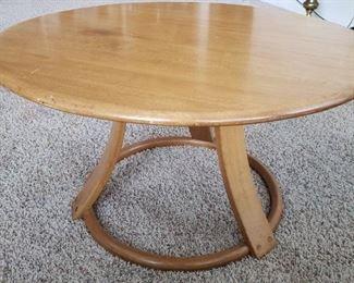 Danish/Mid-Century Modern Piece...the Coffee Table Swivels too!