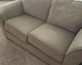 Grey Love Sofa
