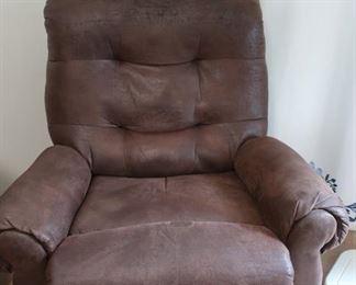 Flexsteel rocker recliner chair