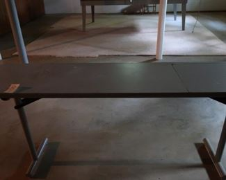 """table  is 1'7""""  deep  and  5'11""""  across"""