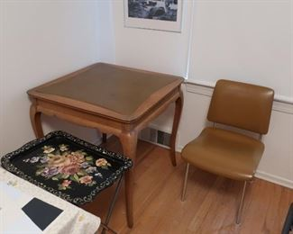 table  ,chair