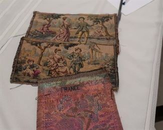 very small tapestries -  france