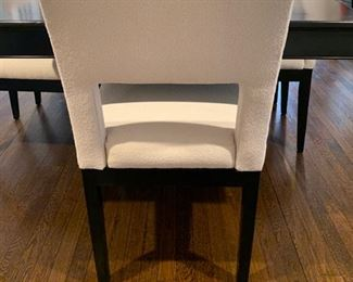 """18. Set of 12 Upholstered Side Chairs (21"""" x 23"""" x 39"""")"""