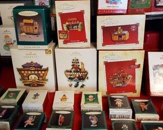 Noah's Ark Hallmark Ornaments