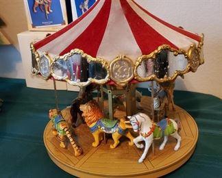 Hallmark Carousel