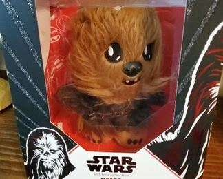 Star Wars Chewbacca Collectibles