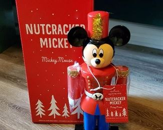 Hallmark Nutcracker Mickey