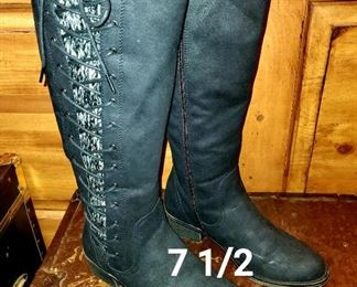 size 7 1/2 boots