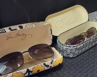 Vera Bradley and Brighton Glasses