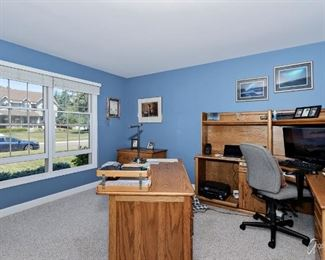 Solid Oak Office Furniture