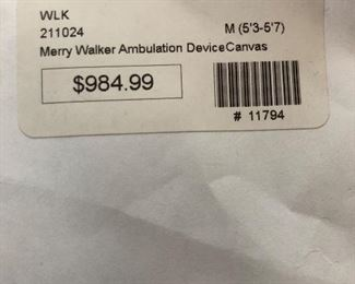 Original price for Merry Walker