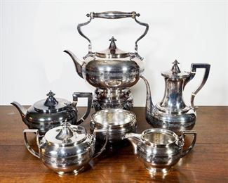 Tiffany & Co Sterling Silver Tea & Coffee Service