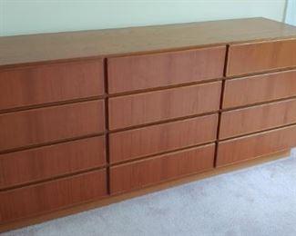 Mid century Teak Dresser    Superb Condition