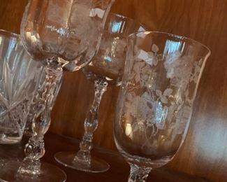 cambridge rosepoint crystal