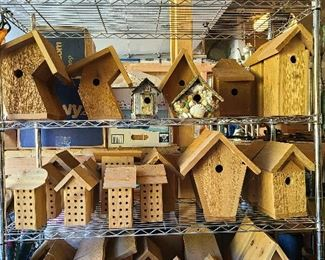 Bird houses patterns and tools!