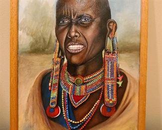 Buzz Lee original Masai
