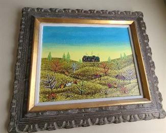 J Renner French Farmhouse original
