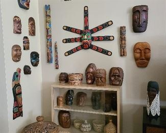Selections from Native American collection